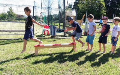 Ljetne aktivnosti u vrtiću